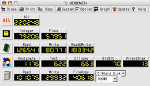Hdbenchmb20ghzcx60b1